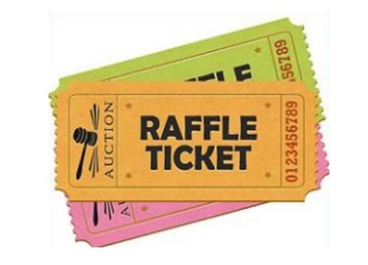TUEF Raffle Ticket Sales - News - TAPinto