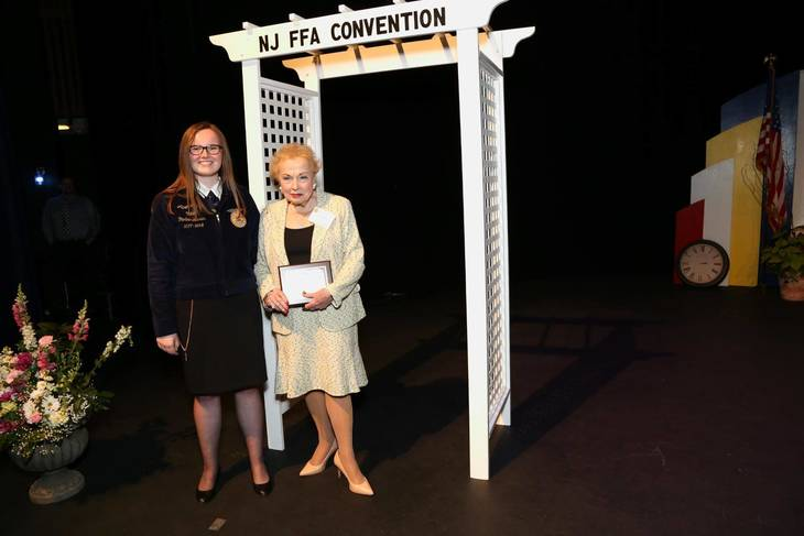 New Jersey Future Farmers of America Awards Monmouth County Division - new farmers of america