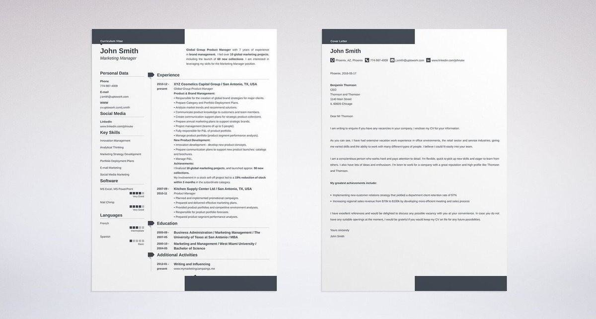 Project Manager Resume Sample  Complete Guide +20 Examples - project manager example resume