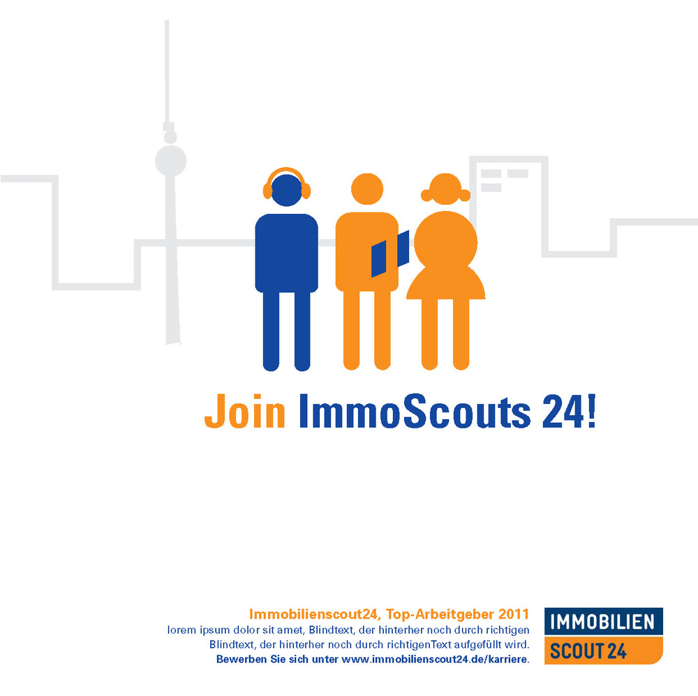 Haus Immoscout24 Jovoto Icons Immoscout24 Excitement On The Job Immobilien
