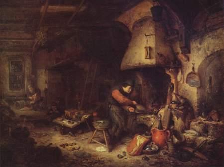 Adriaen Van Ostade Paintings