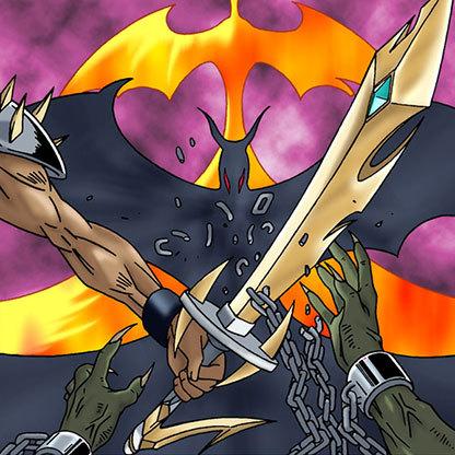 Sword Yu Gi Oh Card