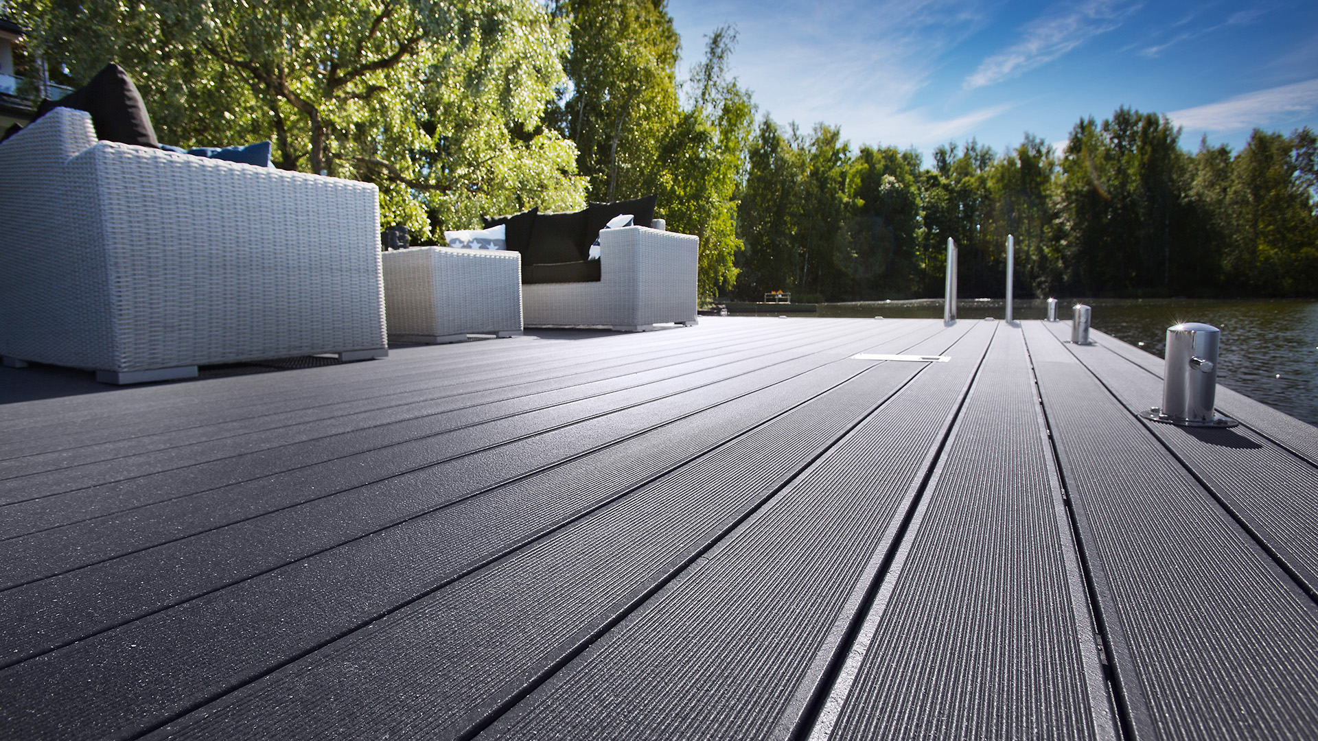 Bett Gebraucht Regensburg Composite Decking Designed To Be Better Upm Profi