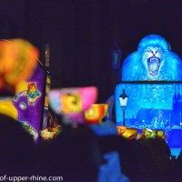 Basel carnival and the Morgenstreich