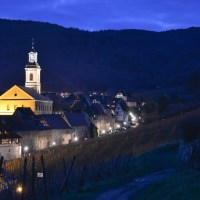 Winter escapes and Carnival in Alsace.