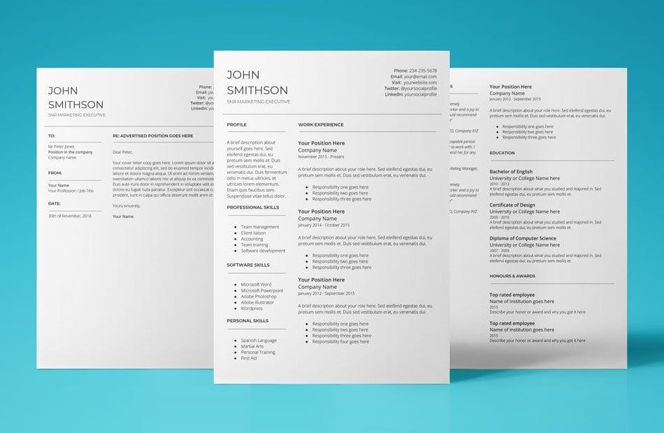 pretty resume templates google docs