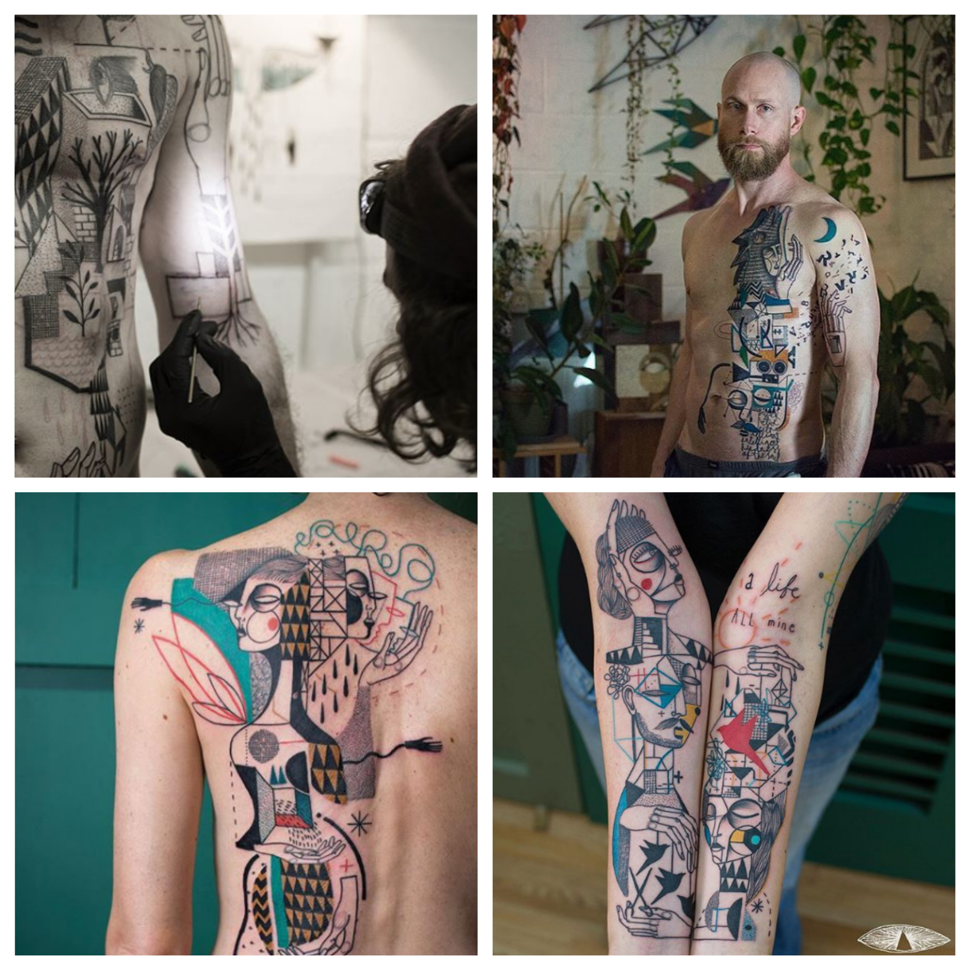 30 Best Tattoo Artists On Instagram To Follow Right Now