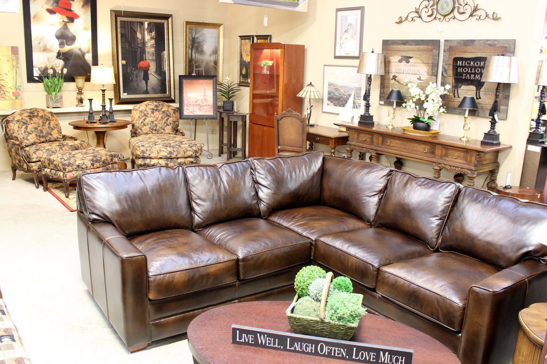 Find Me A Furniture Store Upscale Consignment Upscale Used Furniture Decor