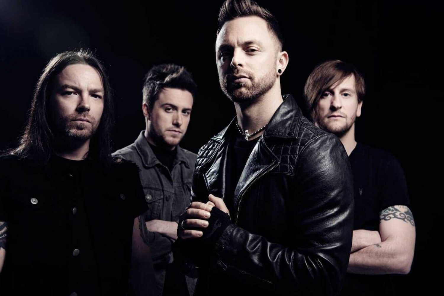 Arte Concert Wacken Bullet For My Valentine Are Going Back Into The Studio Upset