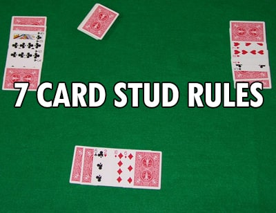 7 Card Stud Rules with Upswing Poker
