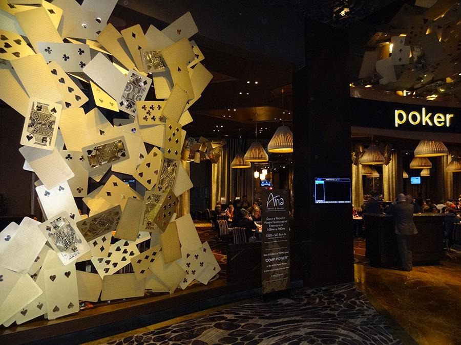 Aria Poker Room Review Is It Worth Your Rake? Las Vegas Casino
