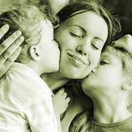 Não é muito difícil - 10 coisas para fazer uma mãe (mais) feliz