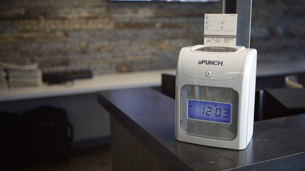 uPunch Electronic Time Clocks  Cloud Connected Software