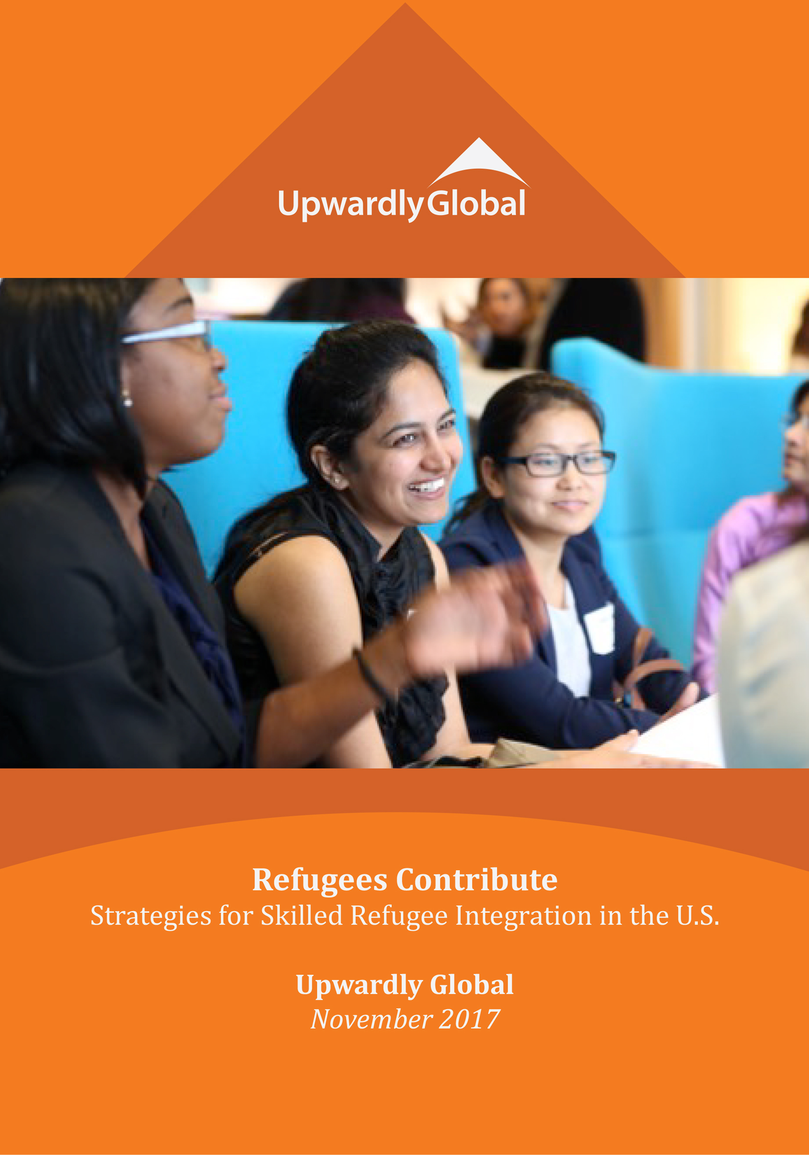 Integration Job Refugees Contribute Strategies For Skilled Immigrant Integration