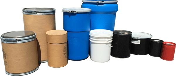 Un Rated Drums Steel Plastic Fibre Tight Head