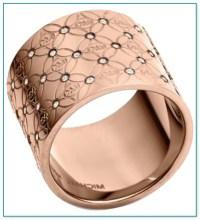 Michael Kors Ring Rosegold