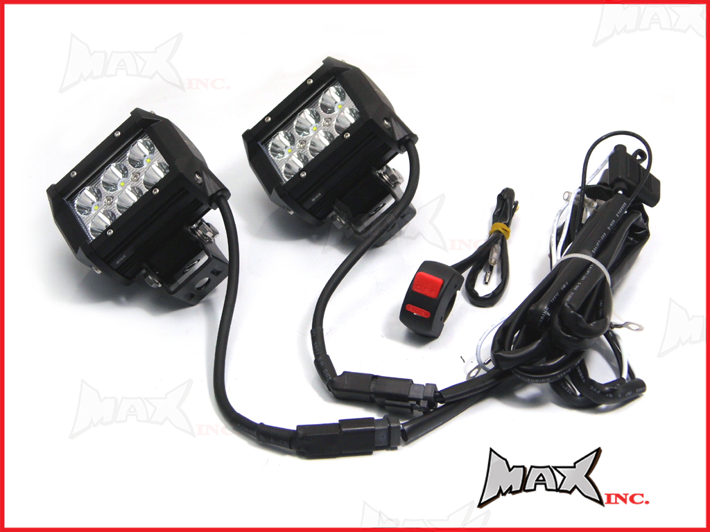 Eclairage Led Pour Moto Feux Additionnelss Ural Side Car Motorcycles Europe France