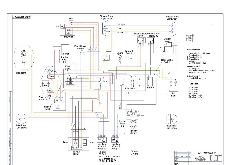 ural 650 wiring diagram