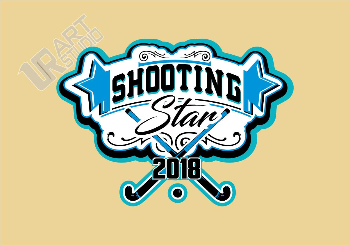 Hockey Logos Shooting Star Field Hockey Logo 2018