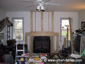 Urban Fairies Fairy Doors Locations Our House Fireplace