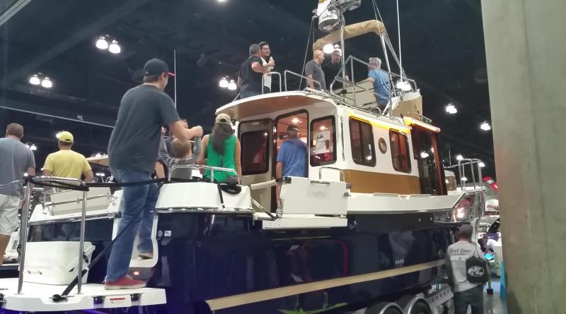 LA Boat Show - LA Convention Center