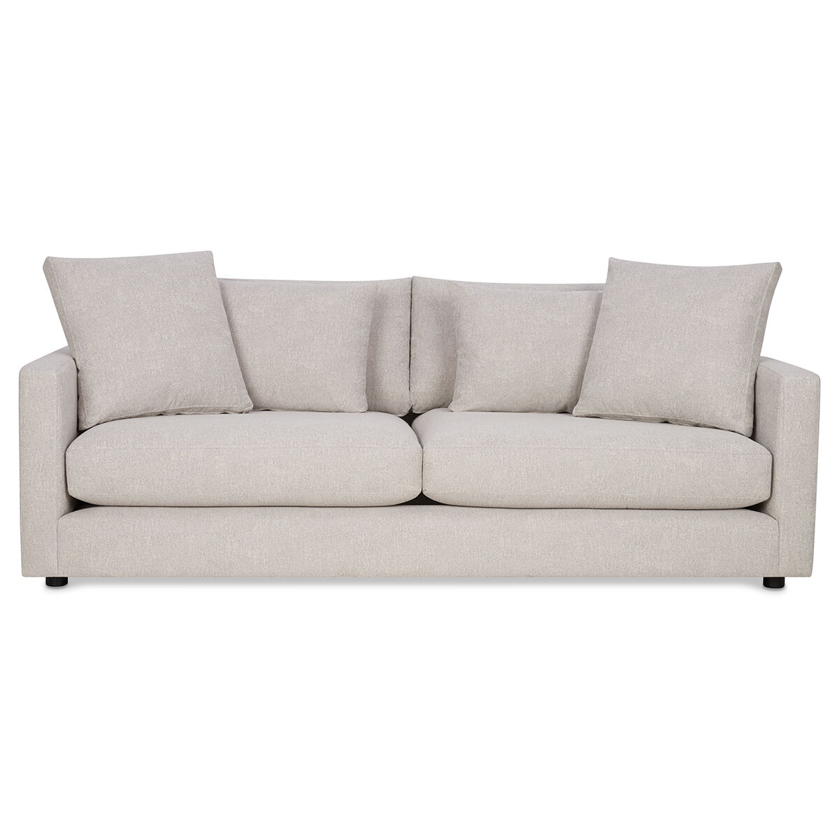 Sofa Leather Repair Toronto Berg Sofa Aiden Platinum