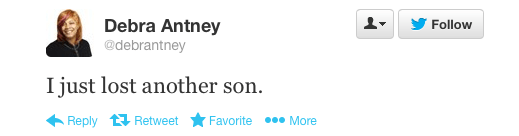 deb antney twitter