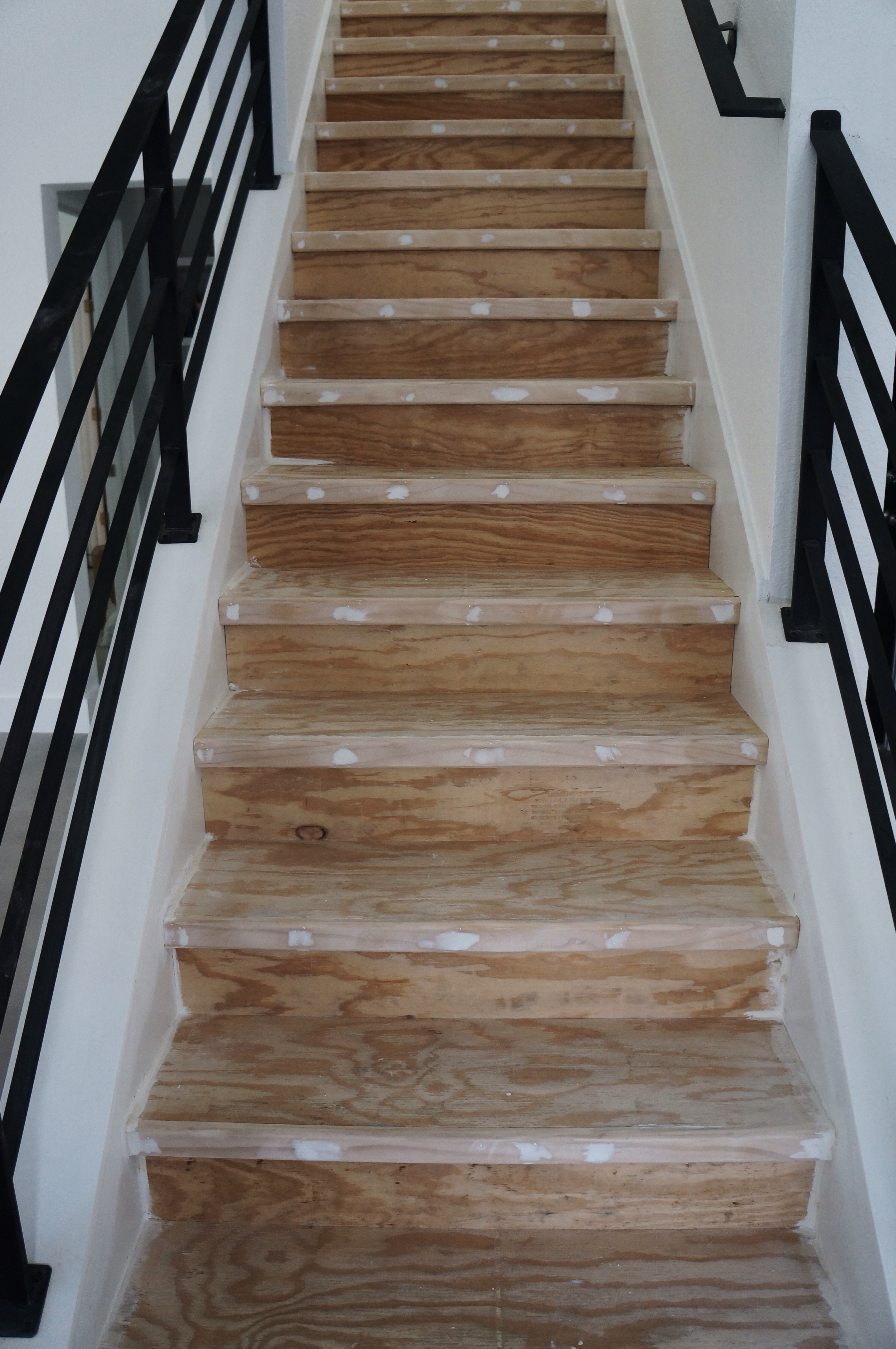 Diy How I Made Over My Stairs Before After Pictures