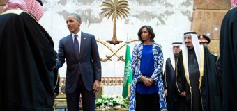 No, Michelle Obama Was Not 'Taking a Stand' By Not Wearing a Head Scarf In Saudi Arabia