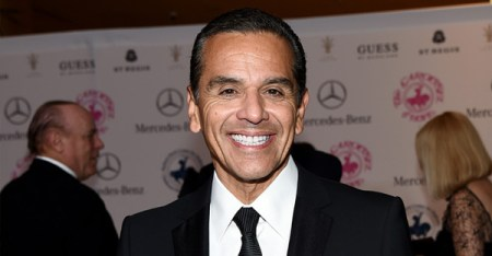 Former Los Angeles Mayor Antonio Villaraigosa attends the 2014 Carousel of Hope Ball presented by Mercedes-Benz at The Beverly Hilton Hotel on October 11, 2014 in Beverly Hills, California. (Michael Buckner/Getty Images North America)