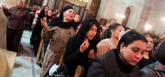 2 Policemen Killed While Guarding Coptic Church Near Cairo