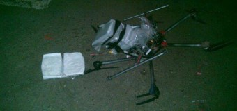 Drone Carrying Drugs Crashes Near US-Mexico Border