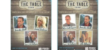 The Table Tour and Feed the Children Partner to Help Children