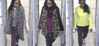 London Police 'Extremely Concerned' About Three Missing London Schoolgirls 'Travelling to Syria to Join ISIL'