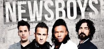 "Newsboys ""We Believe God's Not Dead"" 2015 Spring Tour Launches (Video)"