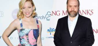 """Elizabeth Banks and Paul Giamatti to Star as Tennis Players In HBO's """"Battle Of the Sexes"""""""