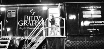 Billy Graham's Rapid Response Team Respond to Ferguson Crisis