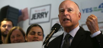 """California Governor Jerry Brown Calls Executive Amnesty Opponents """"Un-Christian"""""""
