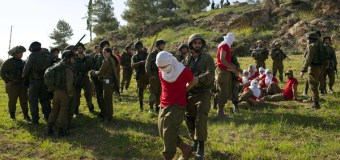 Israeli Military Holds Drills In West Bank for First Time In 3 Years