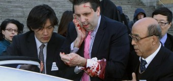American Ambassador to South Korea In Stable Condition After Razor Attack