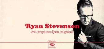 "Ryan Stevenson Celebrates First No. 1 Single With ""Not Forgotten"""