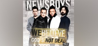 Food for the Hungry Announces Partnership with Newsboys Tour