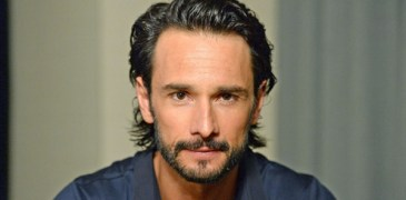 """Rodrigo Santoro: Actor Who's Playing Jesus In Upcoming """"Ben-Hur"""" Movie Blessed by Pope Francis"""
