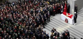 Thousands Mourn Slain Prosecutor In Turkey; Government Vows to Track Down All Involved In Attack