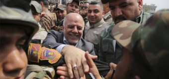 Iraq Declares Victory Over Islamic State In Tikrit
