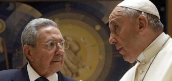 Fidel and Raul Castro, Cuba's Atheist Brothers, Open Country to Church and Welcome Pope Francis