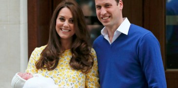 It's a Girl! Britain's Duchess Kate Gives Birth, Both Well (Video)