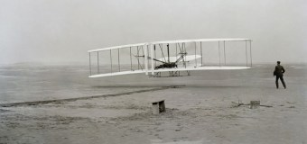 Did the Wright Brothers' Fly With Faith?