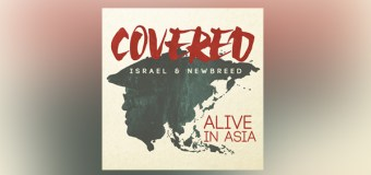 """Israel Houghton to Release """"Covered: Alive in Asia"""" July 24"""