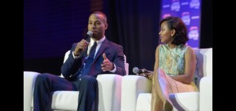 DeVon Franklin on Wife Meagan Good's Wardrobe: 'It's Not About the Dress, It's About her Heart'